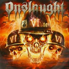 Onslaught - VI [New CD] Argentina - Import