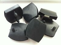 Replacement Bed Slat Holders Plastic Centre Caps (51mm - 53mm wide) - Pack of 6