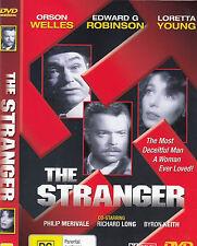 The Stranger-1946-Orson Welles-Movie-DVD