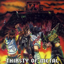 Thirsty of Metal  - Dominus Praelii / Strike Master / The Force / Ursus