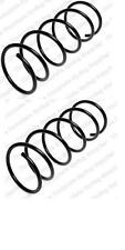 2 PEUGEOT 206 1.1 1.4 1.6  1.9 2.0 HDI COIL SPRINGS SPRING FRONT PAIR  NEW