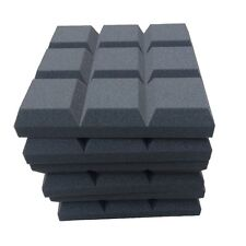 6 PCS Acoustic Sudoku Studio Soundproofing foam for Studio Room Wall