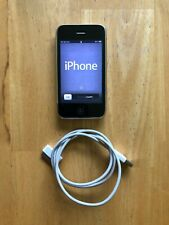 Apple iPhone 3GS - 16GB - White (AT&T) A1303 - Tested and Works Well