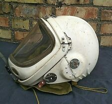 Original Pilot Flying Helmet GSH 4 MS Aviator USSR