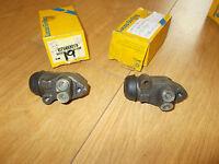 Ford Escort MK2 & Van Front Brake Wheel Cylinders X2 67660019 67660029