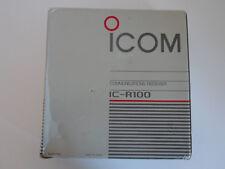 ICOM-R100 (CARDBOARD BOX & INSERTS ONLY)................RADIO_TRADER_IRELAND.