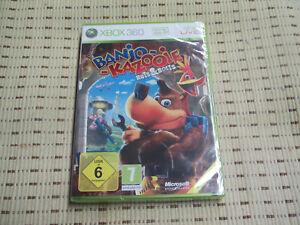 Banjo Kazooie Nuts & Bolts Schraube Locker für XBOX 360 Xbox360 *OVP* NEU - NEW
