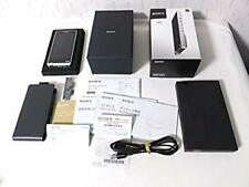 SONY NW-ZX1 Silver 128 GB Digital Media Player High Resolution Portable Music