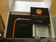 Vonage Vdv22-Vd Wired Router Digital Phone Service Nib