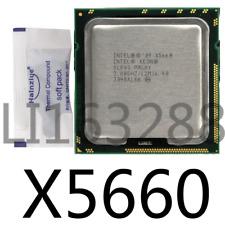 Intel Xeon X5660 Six Core SLBV6 2.8GHz 12 MB LGA 1366 Six Core CPU Processor