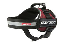 EzyDog Harness Convert XL Charcoal