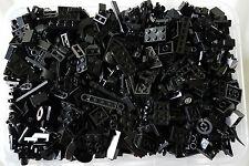 LEGO® 80 Kleinteile in Schwarz Konvolut viele Sonderteile City Star Wars #4