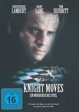 Knight Moves - Ein mörderisches Spiel (NEU/OVP) Christopher Lambert, Diane Lane,