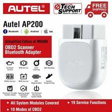 2020 Autel AP200 OBD2 Bluetooth Scanner IMMO TPMS Service Reset Tool as MK808BT