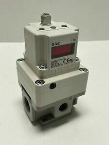SMC ITV3050-33N4CN4-X15 Electro Pneumatic Regulator, 0.7-150 PSI