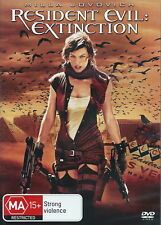 Resident Evil Extinction - Action / Horror / Violence - Milla Jovovich - NEW DVD