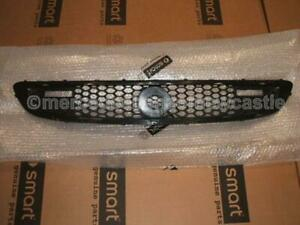 Genuine Smart Fortwo 451 FRONT Black Radiator Grille A4518880223C22A NEW