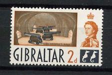Gibilterra 1960-2 SG # 162, 2D QEII definitiva MNH #A 77699
