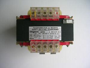 TRANSFORMATEUR DE SECURITE LEGRAND 42733 250VA 220V/400V SECONDAIRE 24V ou 48V