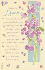 AG Kathy Davis Spanish Mother's Day Card: Thank You For Being a Wonderful Mother