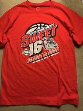 Men's Gonzaga Bulldogs Basketball Shirt Medium M
