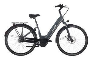 """28""""Damen Elektrofahrrad E-bike Das Orginal City Pro Wave 8 G FL- Bosch 500WH-NEU"""