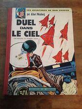 duel dans le ciel EO 1962 dan cooper a weinberg le lombard avec point tintin