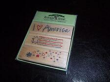 IMAGE TREE STAMPS  American Spirit