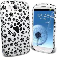 Paws Print Footprint Silicone/Gel Case Cover Skin For Samsung I9300 Galaxy S3