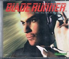 Blade Runner The First Real Time 3D Adventure PC CD Rom Westwood 1997