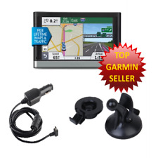 2597LMT Garmin Nuvi GPS Bundle, Free N American Maps, Car Charger