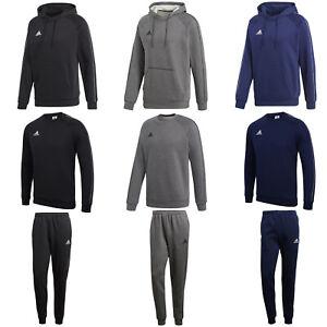 Adidas Mens Core Hoodies Hoody Sweatshirt Jumper Tracksuit Pants All Sizes
