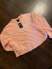 Nike Peach Womens 2x Sweater