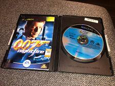 James Bond 007: Nightfire (Microsoft Xbox ORIGINAL) avec Manuel