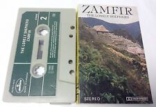ZAMFIR Tape Cassette THE LONELY SHEPHERD 1980 Mercury Records Canada MCR4-1-4015