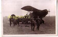 Foto Polen Airplane Flugzeug Beute???+Balkenkreuz+Offiziere WL++mehr orig
