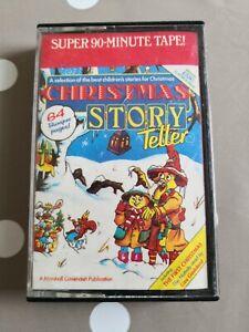Marshall Cavendish Story Teller Cassette Tape Christmas Story Teller Vintage