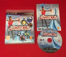 Sports Champions - PlayStation 3 - PS3 - PAL - PlayStation Move Required