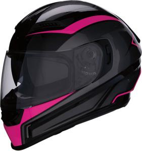 Z1R Jackal Aggressor w/ Drop Down Visor Motorcycle Helmet