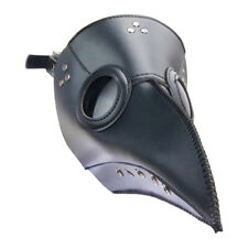 Molezu Plague Doctor Bird Mask Costume Dress up Halloween Cosplay Party