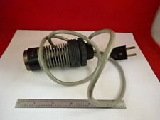 ZEISS GERMANY LAMP HOLDER ILLUMINATOR CABLE MICROSCOPE PART &79-26