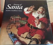 "Coca Cola ""Dream of Santa"" Haddon Sundblom's Vision with phone Cards"