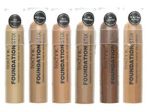 Technic Foundation Stix Light Medium Dark Skin Full Coverage Stick