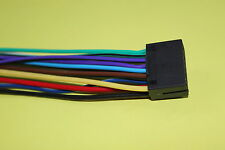Wire Harness for Kenwood KDC-352U *Includes 1 HARNESS (100% Copper) ONLY* NEW