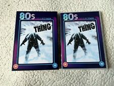 THE THING - DVD - KURT RUSSELL  80'S COLLECTION
