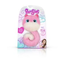 Pomsies Pinky Pet Interactive Toy - 50 Sounds/Reactions Brand New