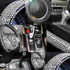837Pcs 3mm Bling Crystal Rhinestone DIY Car Styling Sticker Decal Accessories UK