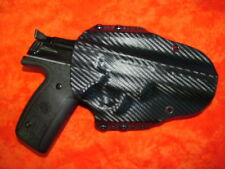 HOLSTER COMBO BLACK CARBON FIBER Smith and Wesson S&W Model 22A W/DOUBLE MAG