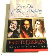 PETER-PAUL & MARY MAGDALENE-OXFORD PRESS-by Bart Ehrman-HC DJ-JESUS
