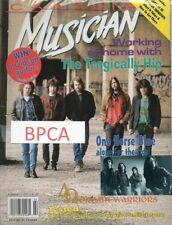 Brand New TRAGICALLY HIP Gord Downie Canadian Musician magazine 1995